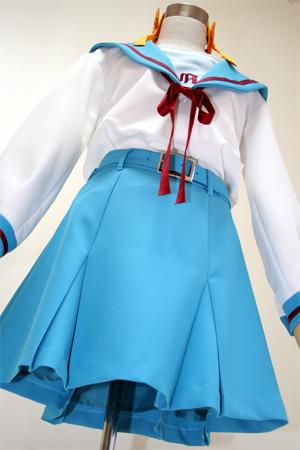 コスプレ衣装 涼宮ハルヒの憂鬱 北高制服 コスパ