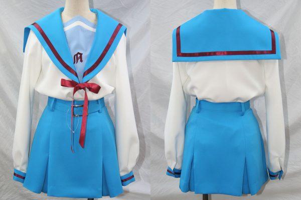 涼宮ハルヒの憂鬱 コスプレ 試作衣装1