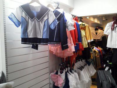 コスプレ衣装 レンタル ラブプラス