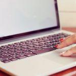 Macbook ネイル