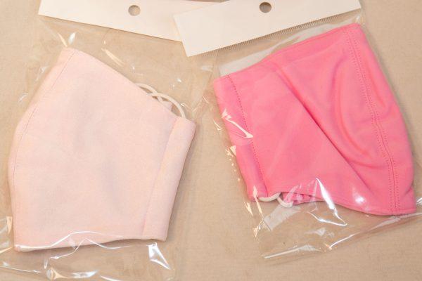 マスク さくら色 薄いピンク ピンクとの違い